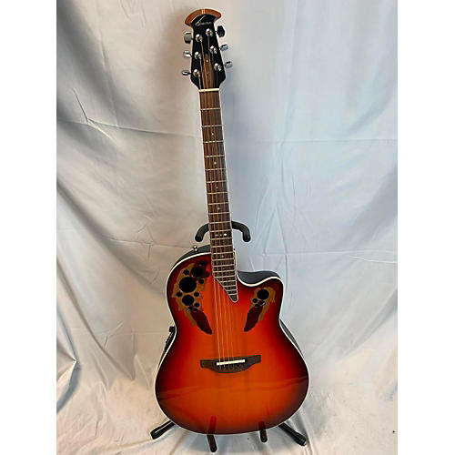 Ovation 1778LX Acoustic Electric Guitar