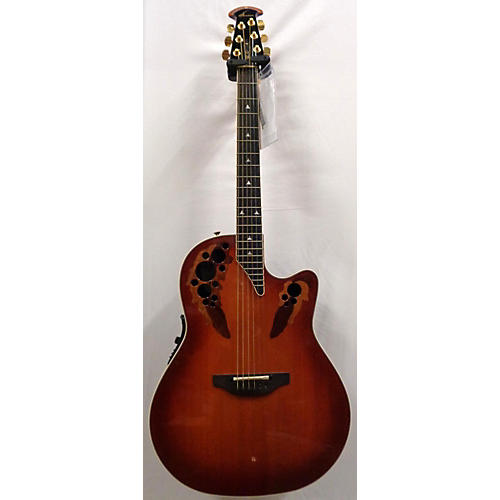 Ovation 1778LX Elite Acoustic Electric Guitar