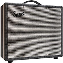 Supro 1790 Black Magick 1x12 Extension Cabinet