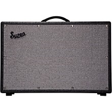 Supro 1799 Statesman 150W 2x12 Guitar Extension Speaker Cabinet