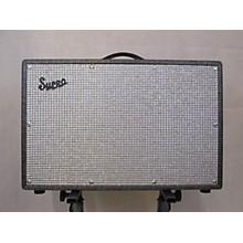 Supro 1799 Statesman OB 150w 2x12 Guitar Cabinet