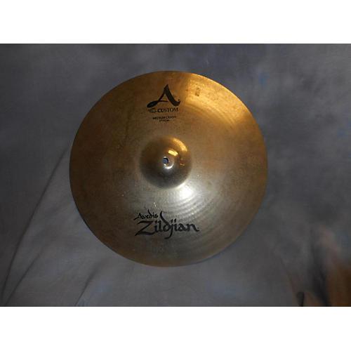 Zildjian 17in A Custom Medium Crash Cymbal
