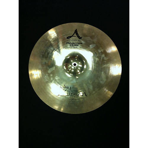 Zildjian 17in A Custom Projection Crash Cymbal