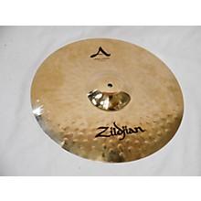 Zildjian 17in A Series Heavy Crash Brilliant Cymbal