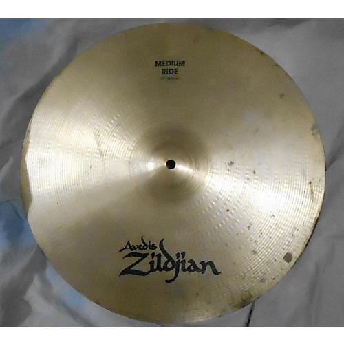Zildjian 17in A Series Medium Ride Cymbal