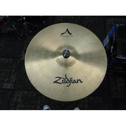Zildjian 17in A Series Medium Thin Crash Cymbal