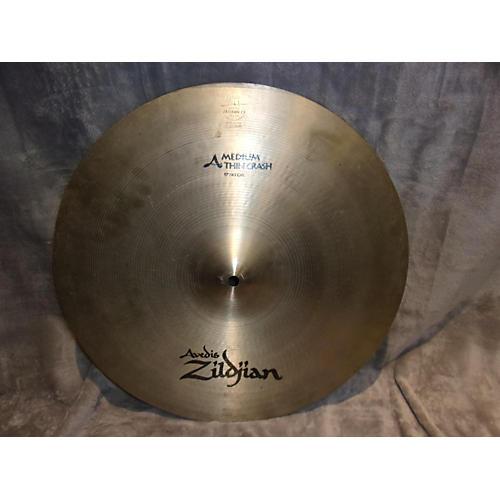 Zildjian 17in A Series Medium Thin Crash Cymbal