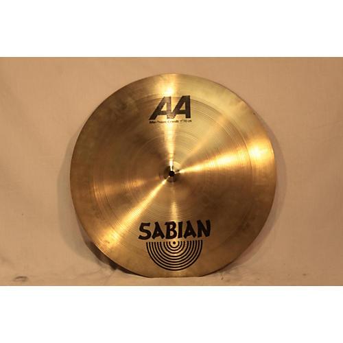 Sabian 17in AA Medium Crash Cymbal