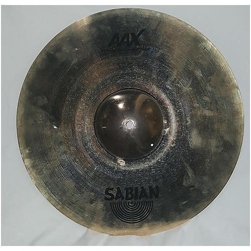 Sabian 17in AAX Crash Cymbal