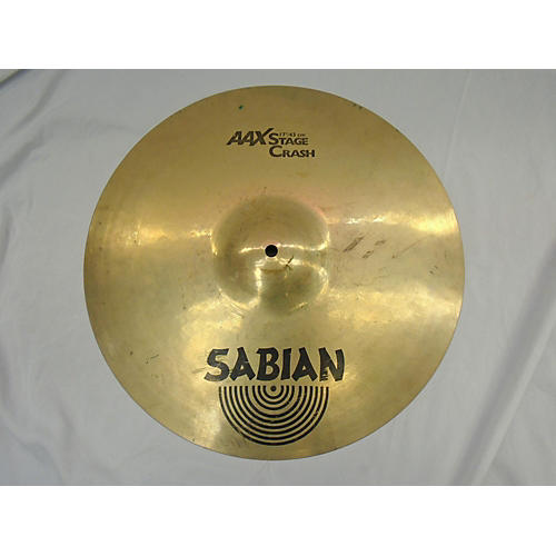 Sabian 17in AAX Stage Crash Cymbal