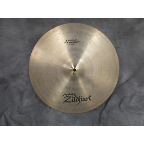 Zildjian 17in Armand Series Medium Thin Crash Cymbal