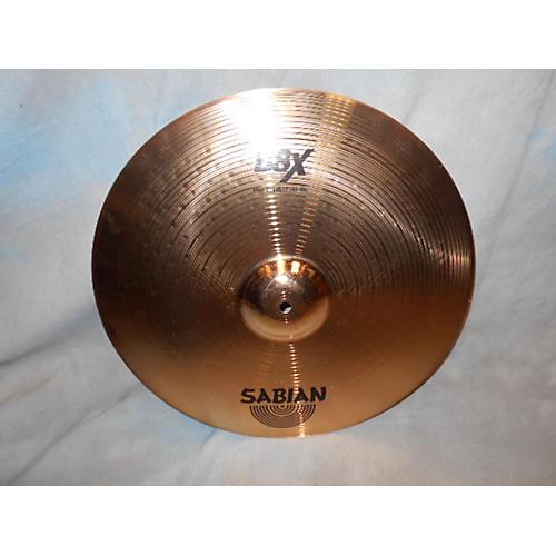 Sabian 17in B8X Thin Crash Cymbal