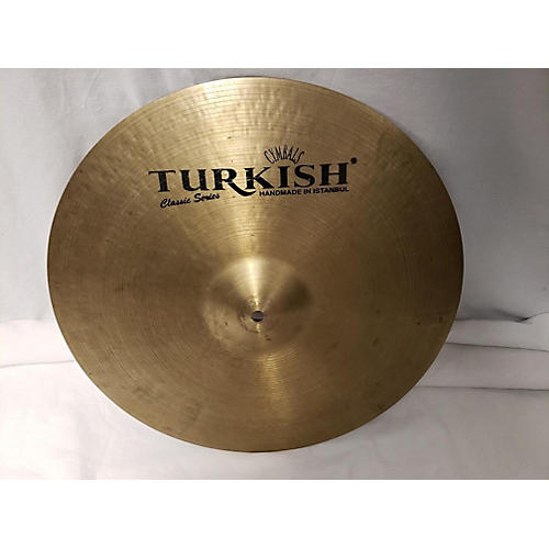 Turkish 17in Classic Series Paper Thin Cymbal