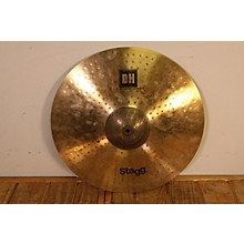 Stagg 17in DH Exo Thin Crash Cymbal