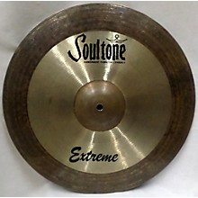 Soultone 17in Extreme Crash Cymbal