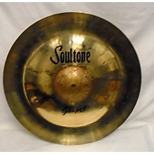 Soultone 17in Gospel China Cymbal