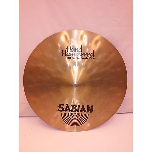 Sabian 17in HH Fierce Crash Cymbal