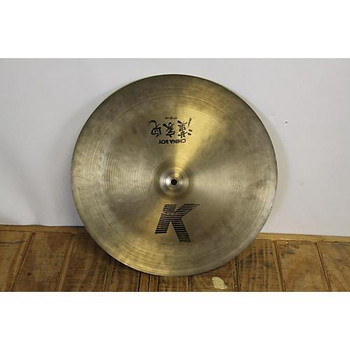 Zildjian 17in K CHINA BOY Cymbal
