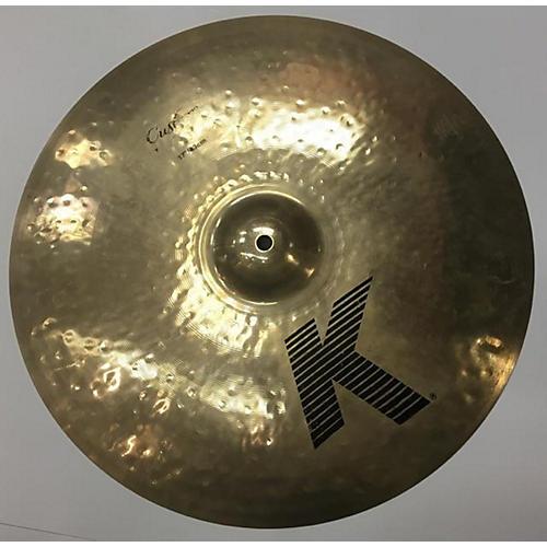 Zildjian 17in K Custom Fast Crash Cymbal