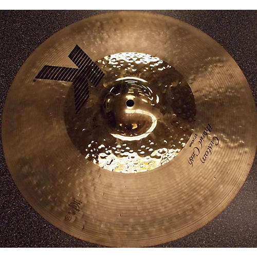Zildjian 17in K Custom Hybrid Crash Brass Cymbal