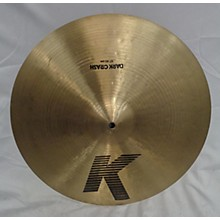 Zildjian 17in K Dark Crash Cymbal