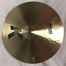 Zildjian 17in K Thin Dark Crash Cymbal