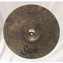 Soultone 17in Natural Series Crash Cymbal