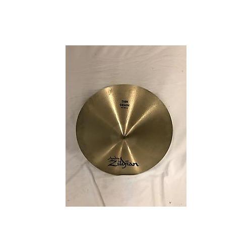 Zildjian 17in Thin Crash Cymbal