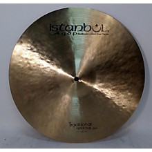 Istanbul Agop 17in Traditional Paper Thin Cymbal