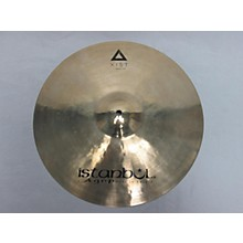 Istanbul Agop 17in Xist Brilliant Crash Cymbal