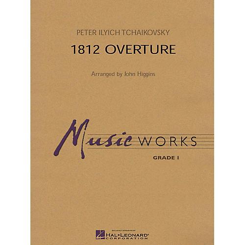Hal Leonard 1812 Overture Concert Band Level 1 Arranged by John Higgins