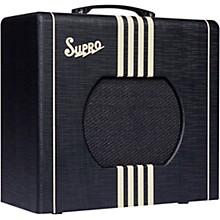1820 Delta King 10 5W Tube Guitar Amp Black and Cream