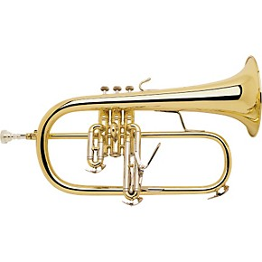 Bach Stradivarius Professional Flugelhorn Model 183- Lacquer Finish