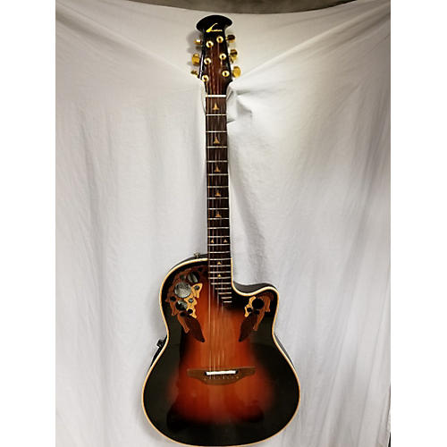 Ovation 1868 Elite Acoustic Electric Guitar