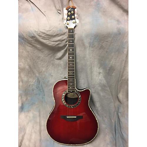 Ovation 1869 Custom Legend Acoustic Electric Guitar