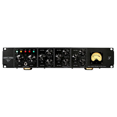 Lindell Audio 18XSMK2 1 Ch Pre DI Line Amplifier EQ