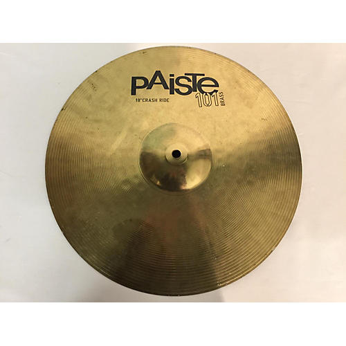Paiste 18in 101 Crash Ride Cymbal