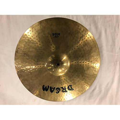 Dream 18in 18 INCH RIDE Cymbal
