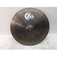 Bosphorus Cymbals 18in 20TH ANNIVERSARY Cymbal