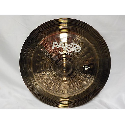Paiste 18in 900 Series China Cymbal