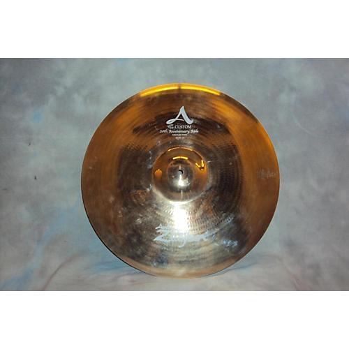 Zildjian 18in A Custom 20th Anniversary Ride Cymbal
