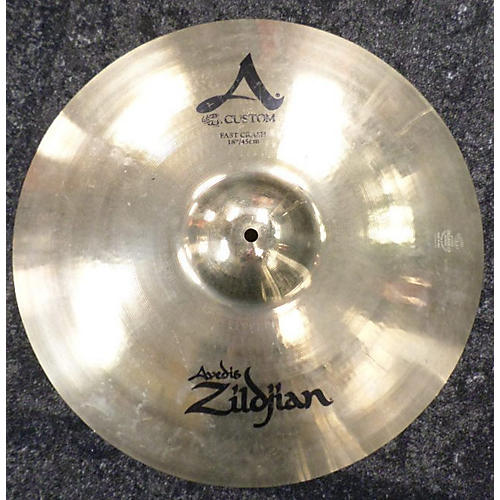 Zildjian 18in A Custom Cymbal