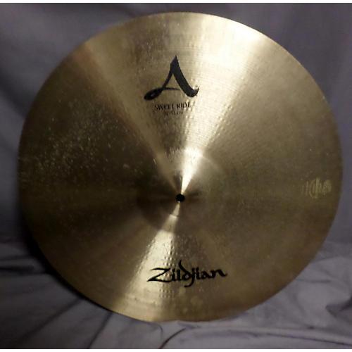 Zildjian 18in A Custom Medium Crash Cymbal
