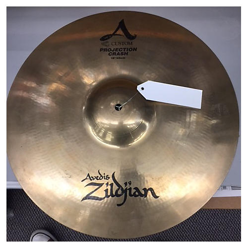 Zildjian 18in A Custom Projection Crash Cymbal