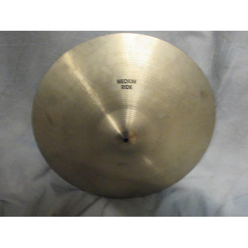 Zildjian 18in A Series Medium Ride Cymbal