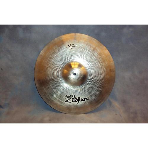 Zildjian 18in A Series Thin Crash Cymbal