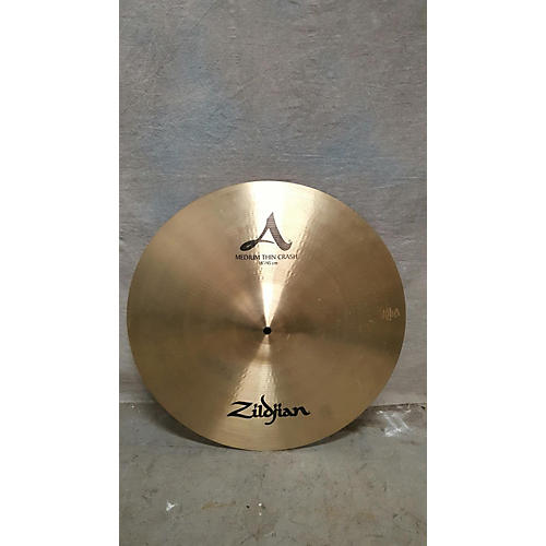 Zildjian 18in A Series Thin Crash Cymbal