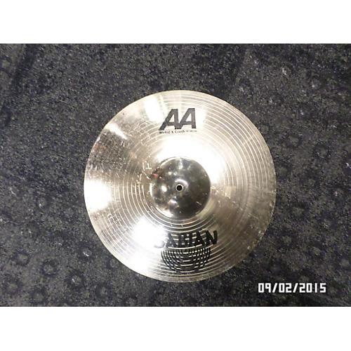 Sabian 18in AA Metal X Crash Brilliant Cymbal