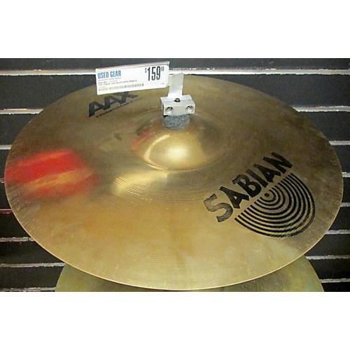 Sabian 18in AA Xplosion Crash Brilliant Cymbal