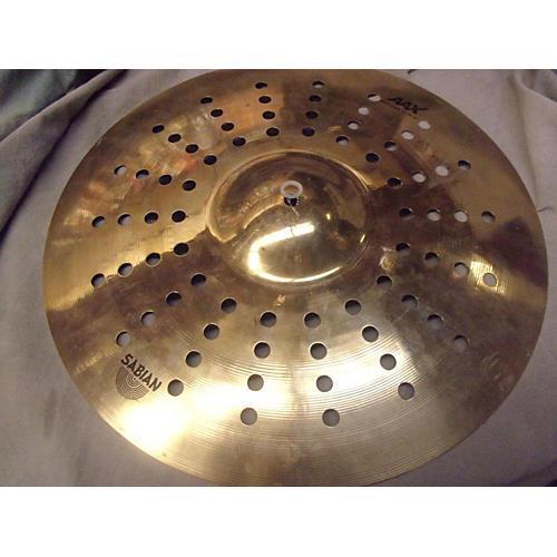 Sabian 18in AAX Aero Crash Cymbal